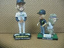 2 Bobble Heads Eugene Emeralds MiLB Manager Bobble Head + Bigfoot Sasquatch Butt