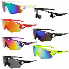 Mens Outdoor Cycling Bike Running Sunglasses UV400 Lens Goggle Glasses Eyewear