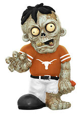 Texas Longhorns Team Zombie Figurine [NEW] NCAA Figure Garden Gnome CDG