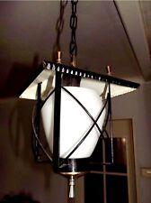 Arlus lanterne/lustre des années 50.
