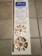 RUST-OLEUM 6695023 Jiffler Mixer,3.5 In