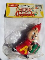 Alvin and the Chipmunks Christmas Ornament SEALED