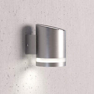 Solar Truro Wall Light - garden, lighting, wall light, down lighter, warm white