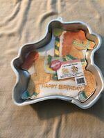 Wilton cake pans used Carousel Horse Pony