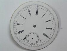 Antique Chronograph Pocket Watch Dial   D-126