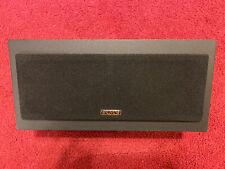 Advent Audio Focus  Center Channel Speaker - Black - Works Great!