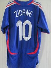 Francia Zidane 10 2006 Home Football Shirt Talla Xl / 37865