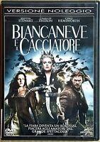 BIANCANEVE E IL CACCIATORE (2012) di  Rupert Sanders - DVD EX NOLEGGIO UNIVERSAL