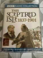 This Sceptred Isle 1837 - 1901 Age Of Victoria. Audio cassette tapes NEW SEALED