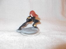 Marvel Figure Disney INfinity Anvengers Black Widow 2.5 inch