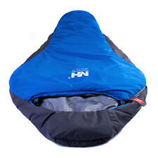 0 Degree Mummy Sleeping Bag Cold Weather Outdoor Camping Hiking w/ Carrying Bag