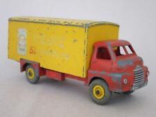 DINKY TOYS BIG BEDFORD Vintage Die Cast Toy Lorry wagon truck van car dinky toy