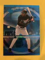BARRY BONDS 1999 Upper Deck Forte SP Holo Insert #F24 Giants Pirates