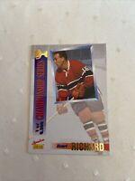 Signature Rookie's Ice Hockey Henri Richard Montreal