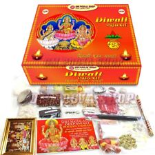 Diwali Poojan Samagri / Kits Prayer Items Deepawali Worship Material OmPoojaShop