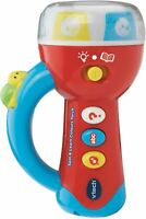 Vtech SPIN & LEARN COLOURS TORCH Educational Preschool Young Child Toy BN