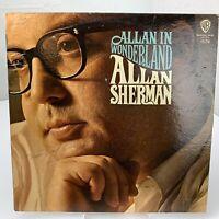 Allan Sherman In Wonderland LP Record Album Vinyl