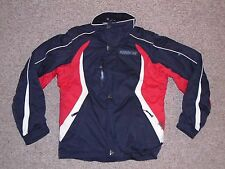 KARBON Red/Black Warm Winter SKI JACKET Vest Sleeveless Coat Size Adult XXS Cool