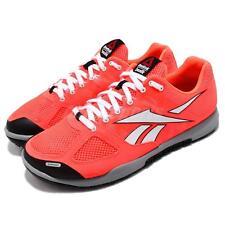 Reebok R CrossFit Nano 2.0 Orange Infrared Mens Gym Cross Training Shoes J90890
