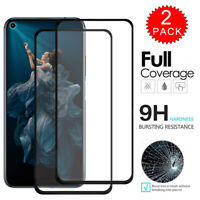 For Huawei Honor 20 / 20 Pro - Full Coverage Tempered Glass Screen Protector X2