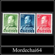 Norway 1969 King Olav V Phosphorescence (MNH)