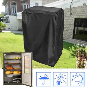 Electric Smoker Cover Vinyl Waterproof Dustproof Masterbuilt Outdoor