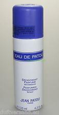 Eau de Patou by Jean Patou 125 ml Perfumed Deodorant Spray NEU