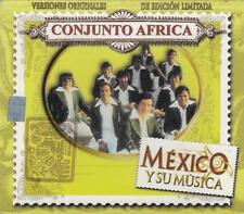 CONJUNTO AFRICA Mexico y Su Musica BOX SET NEW NUEVO SEALED
