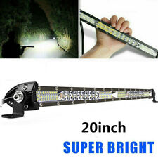 """20""""INCH 156W LED Work Light Bar Spot Driving Offroad 4WD for jeep Truck ATV 4WD"""