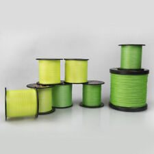 Hercules 4Strands Braid PE Fishing Line Fluorescent Green/Yellow Strong Extreme