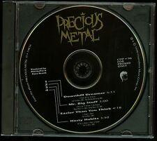 Precious Metal Downhill Dreamer Promo CD Single melodic hair metal