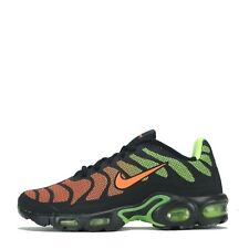 Nike Air Max Plus Tuned Hyperfuse Men's Trainers Shoes Black UK 6