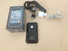 APPLE IPHONE 3GS 8GB BLACK ATT A1303 (GSM) WITH ORIGINAL BOX & ACCESSORIES