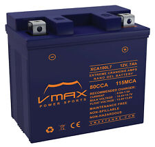 VMAX XCA100L7 MOTORCYCLE GEL BATTERY UPGRADE Yamaha 1000cc YZF-R1 M S 2016-17