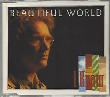 BEAUTIFUL WORLD / I KNOW * NEW MAXI-CD * NEU *