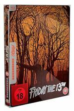 Blu-ray Viernes 13 (Steelbook Mondo) Nuevo - Edicion Italia con ESPAÑOL
