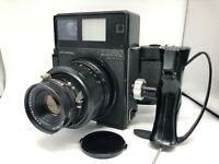 【EXC+5】 Mamiya Universal Press + 127mm F/4.7 + 6x9 Film back + Grip from JAPAN