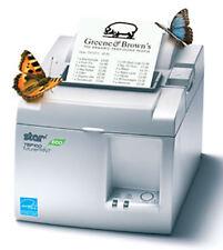 Star TSP100  TSP143IIIU Thermal Printer White AC USB 39472410  New