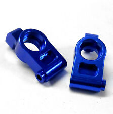 RS4003NB 113708 1/10 RC Alloy Rear Hub Carrier (L/R) for HPI RS4 Navy Blue