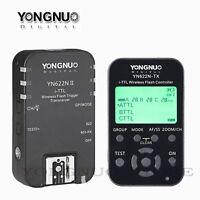 YONGNUO YN-622N II + YN-622N-TX Wireless Flash Controller Reciever For Nikon
