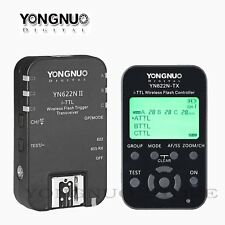 YONGNUO YN-622N II + YN-622N-TX Wireless Flash Controller Reciever For Nikon
