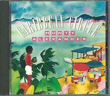 Alexander, Monty Caribbean Circle 24 Karat Gold CD Chesky Records