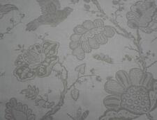 Schumacher Fabric ~'Bali Vine' 1.6 METRES  Sandstone ~ Linen Blend Fabric
