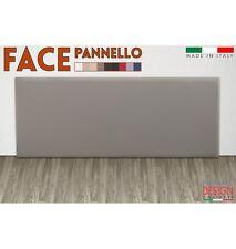 Pannello decorazione parete pareti testata letto ecopelle eco pelle muro