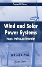 Wind and Solar Power Systems: Design, Analysis, and Operation, Second-ExLibrary