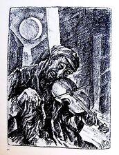 STEINHARDT Bezalel LITHOGRAPH & ETCHING Israel CATALOGUE Jewish ART BOOK Judaica