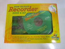 How To Play Recorder Book & Kit- Learning-Music-Teaching