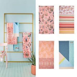 100% Cotton Digital Print Large Bath Beach Towel 100x180cm by Oilily