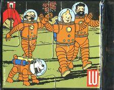 "TINTIN magnet ""Puzzle Objectif lune"" HERGE emballage d'origine NEUF !"