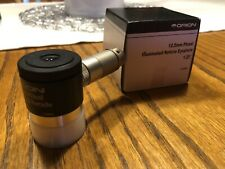 "Orion 12.5mm Plossl Illuminated Reticle Eyepiece 1.25"""
